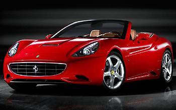 Ferrari кабриолет-GT California
