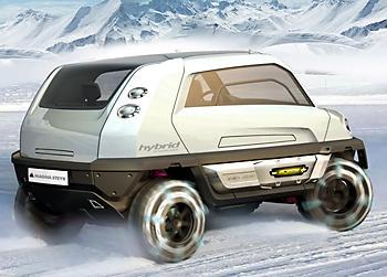 MILA (Magna Innovation Lightweight Auto)