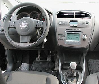 Тест-драйв SEAT Altea Freetrack