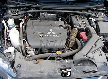 Тест-драйв Mitsubishi Lancer