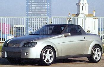 Lada Roadster (Sbarro) (2000)