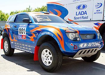 Lada RAID (2006)