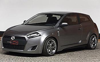 Lada C Concept (2007)