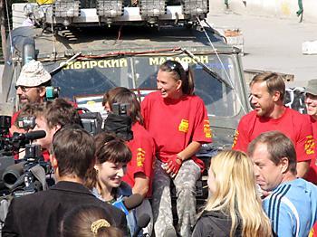Сибирский Марафон – Саяны 2008 – Горный штурм