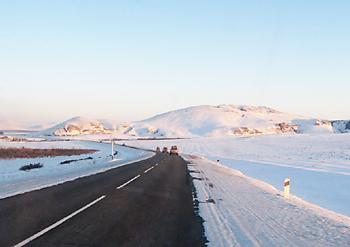 Зимний поход на Саян 2009