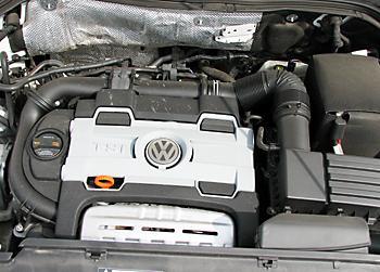 Двигатель VW Tiguan