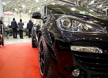 Автомобильная мода – выставка DreamCar Show 2009