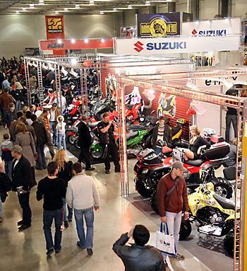 Московская Международная Выставка MOTO ПАРК