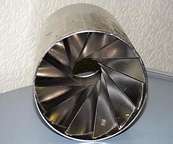 УПЭС – устройство для повышения эффективности сгорания топлива