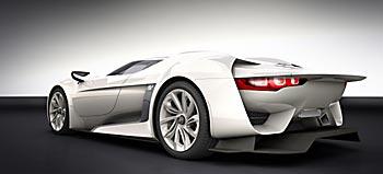 GT Concept, он же GTbyCITROEN