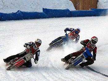 Чемпионат России по мотогонкам