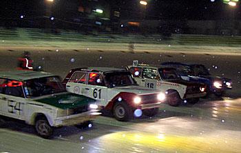 Кубок Сибирского Федерального округа по автомобильным гонкам на коротком треке