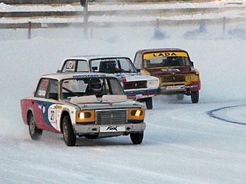 Кубок Сибири по автомобильным гонкам на коротком треке