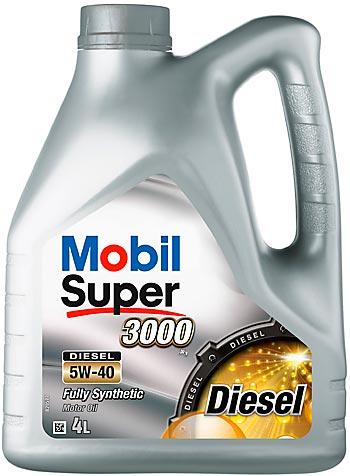 Mobil Super 3000 Diesel 5W-40