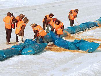 Финал Чемпионата России по мотогонкам на льду среди юниоров