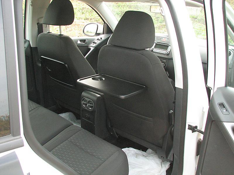 Салон VW Tiguan
