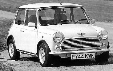 MINI образца 1959 года