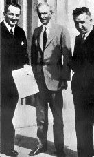 31 мая 1929 года - подписание договора о сотрудничестве