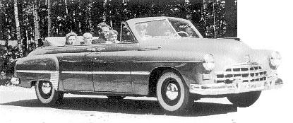 """ГАЗ-12 """"ЗИМ"""" с открытым кузовом - воплощение """"советской мечты"""""""