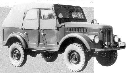 """ГАЗ-69А - просто """"джип"""""""