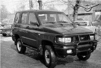 УАЗ-3160 — «автомобиль престижа»?