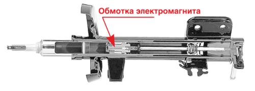 Магнитореологический амортизатор Delphi