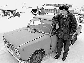 Знай наших! ВАЗ-2101 1973 года