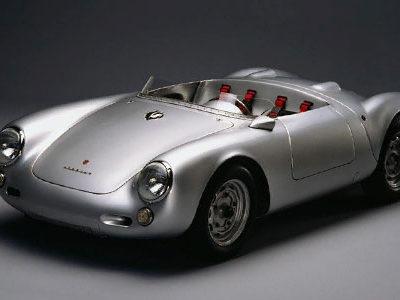 Роковой Porsche 550 spider
