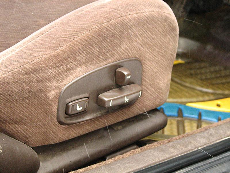 Кресло Toyota Camry Prominent E