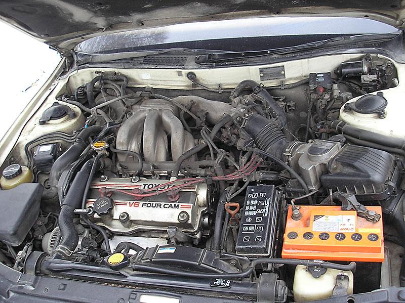 Двигатель Toyota Camry Prominent E