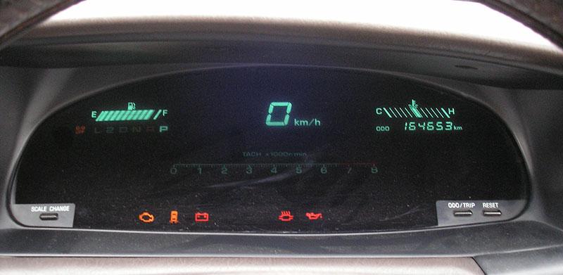 Спидометр Toyota Camry Prominent E