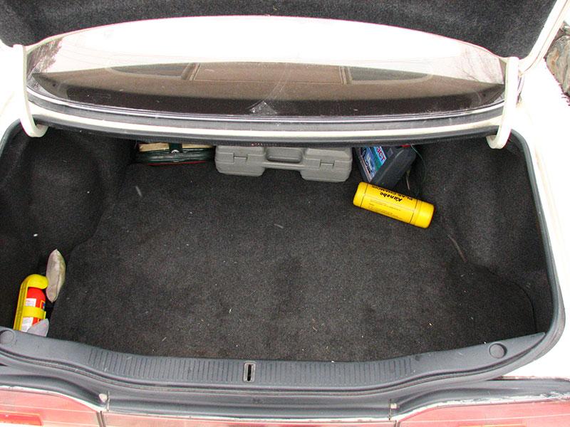 Багажник Toyota Camry Prominent E