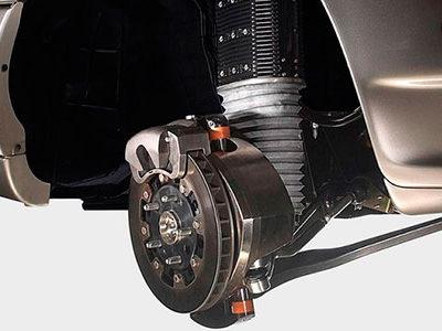 Подвеска – с электромагнитными стойками Bose