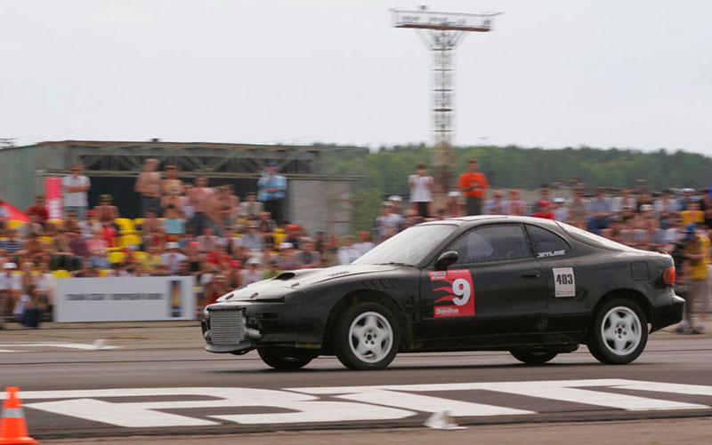 Глубокий тюнинг Toyota Celica GT-Four
