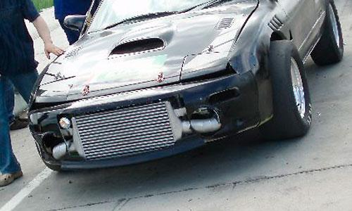 «Слепой» корч. Глубоуий тюнинг Toyota Celica GT-Four