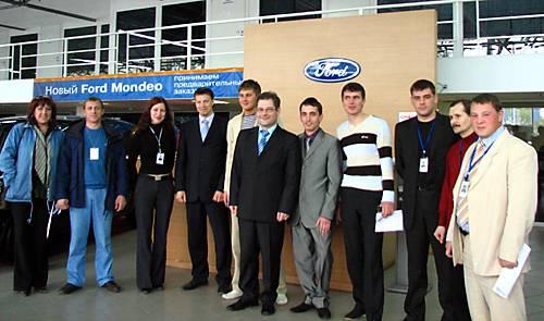 В Новосибирске создан ФордФокусКлуб
