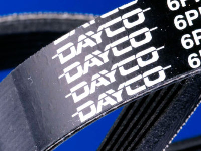 ПРИВОДящие в движение... ремни Dayco
