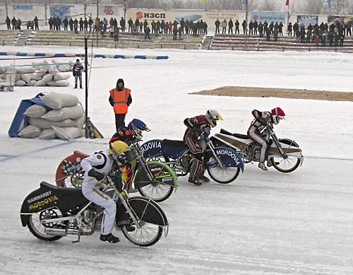 Тольяттинские гонщики