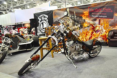 Мото Парк Шоу 2012 Мотоцикл – это страсть на всю жизнь!