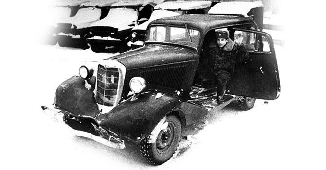 ГАЗ М-1, ГАЗ-67
