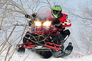 Снег, ветер и адреналин