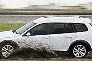 Жизнь продолжается. Компактный кроссовер Saab 9-3X