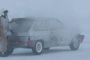 Автогонки на льду