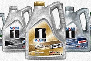 Новые этикетки Mobil1