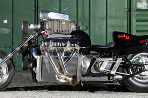 Одноколейник Rapom V8