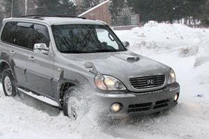 Тест-драйв Hyundai Terracan
