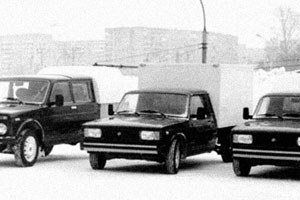 ВИС - Грузовики из тольятти