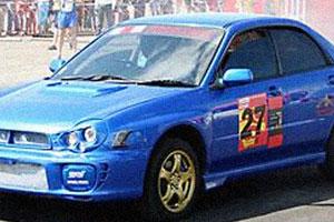 Звезда. Тюнинг Subaru Impreza WRX