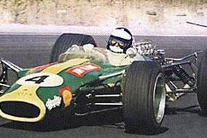 Последняя победа: GP Южной Африки 1968