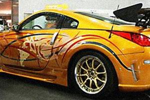 Выставка тюнинга и автозвука Tuning & car audio park 2008